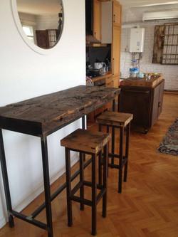 Turkish Modern Rustic Bar