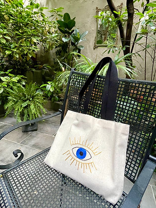 Hand Embroidered Totes