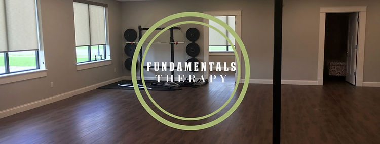 Fundamentals Therapy Postpatum Fitness Space