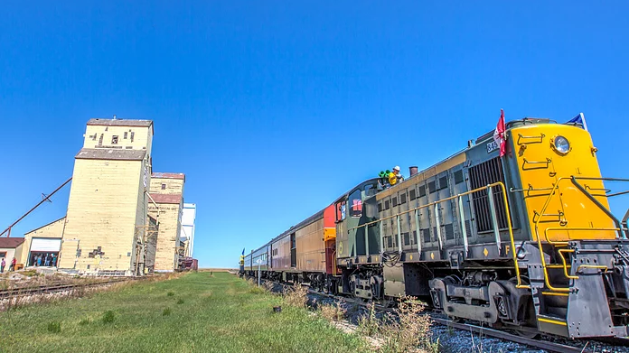 All aboard the Prairie Tour For a Family of 4