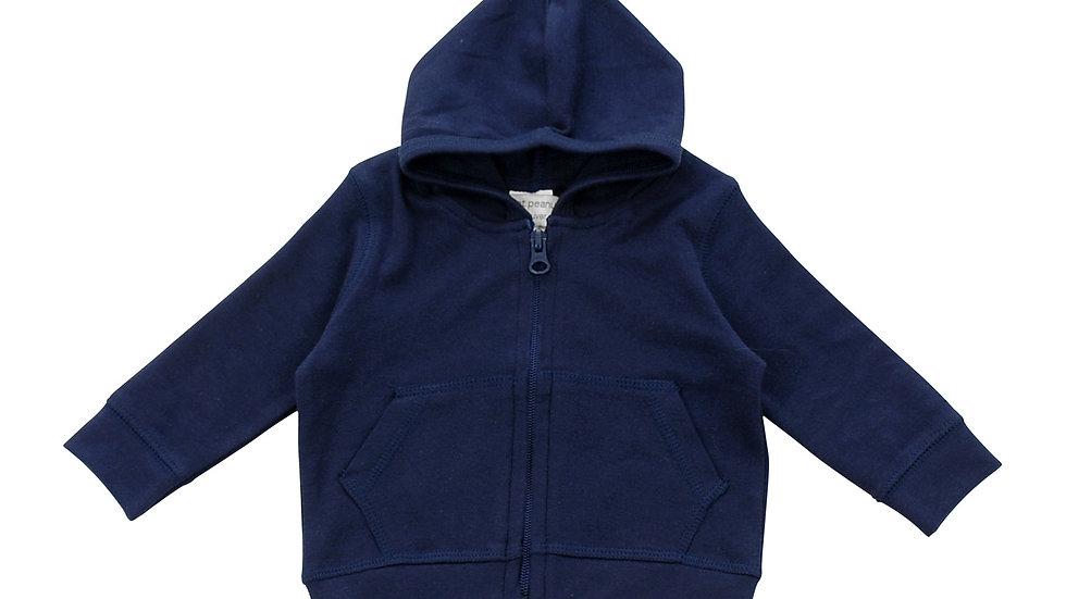 Navy Blue Hoodie