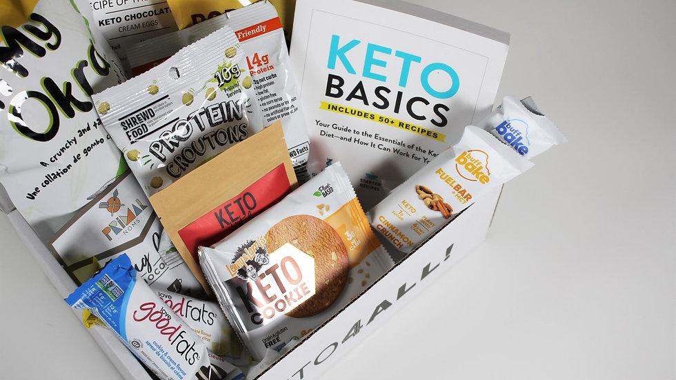 KETO4ALL Mystery mini box