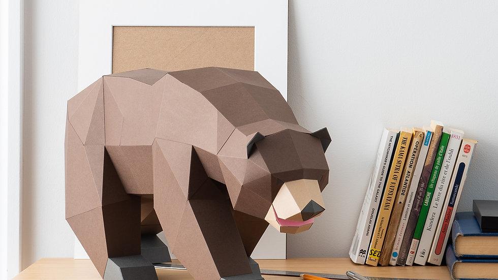 Brown Bear Kit