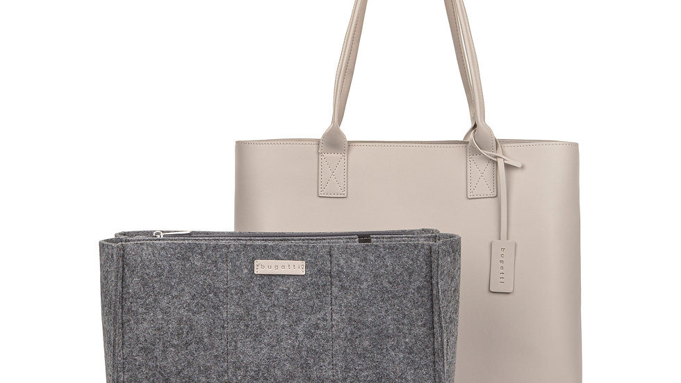 """Pure- Vegan leather business tote Bag for 14"""" Laptops or Tablets"""