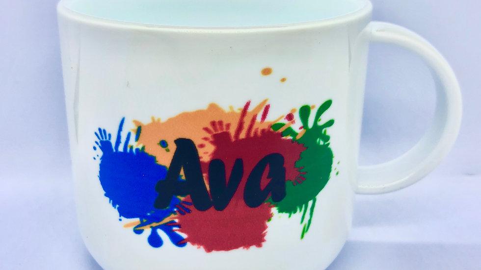 Personalised Childrens 10oz mug