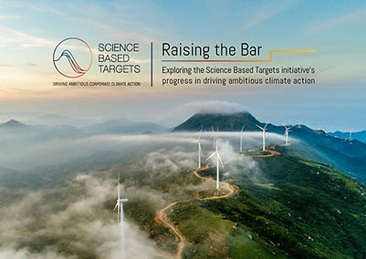 AMP6 - Innovation - Science based target