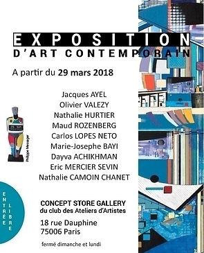 Nathalie Hurtier, sculpteur papier et Olivier Valézy, sculpteur pop-up carton - Paris 2018