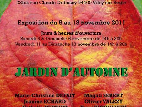 """""""Jardin d'automne"""""""