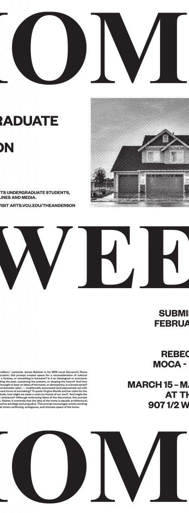 """""""Home Sweet Home"""" Art Exhibit"""