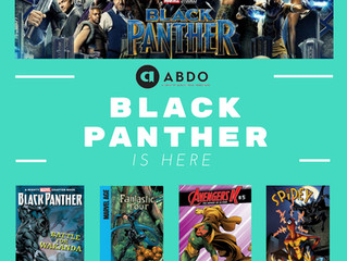 Black Panther is Here!