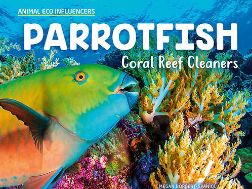 Parrotfish: Coral Reef Cleaners