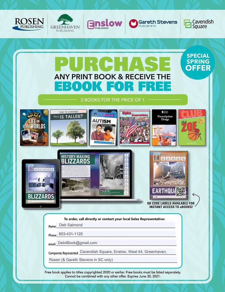 Cavendish Square eBook Special Spring 20
