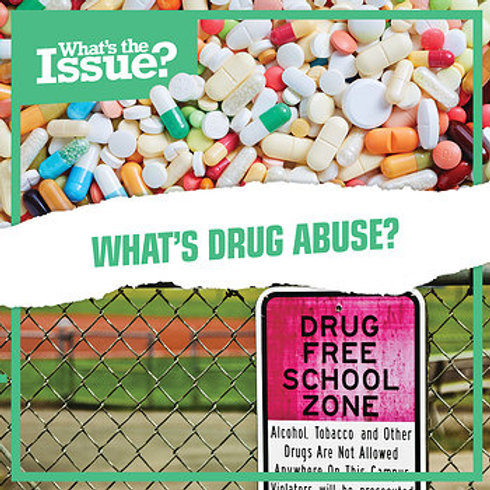 What's drug abuse?