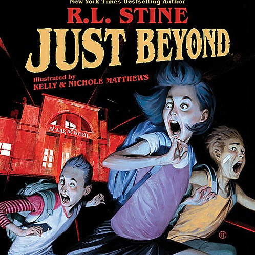Volume 1: The Scare School