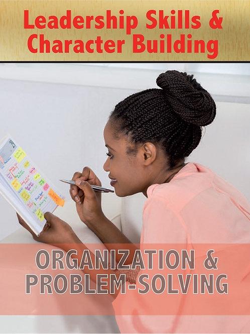 Organization & Problem-solving