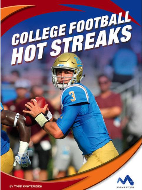 College Football Hot Streaks