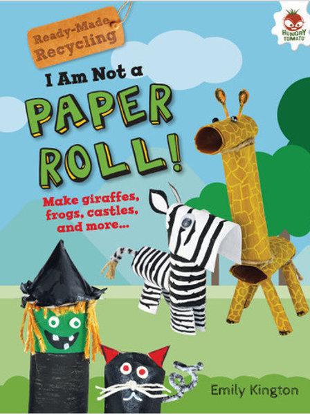 I am not a paper roll!