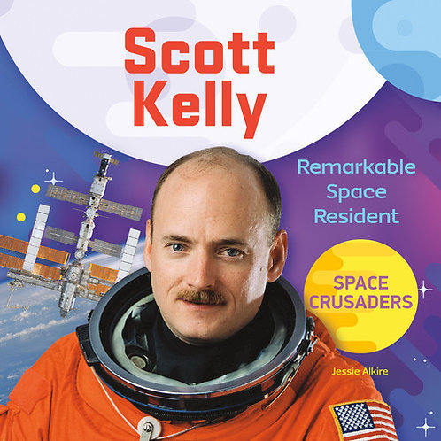 Scott Kelly: Remarkable space resident