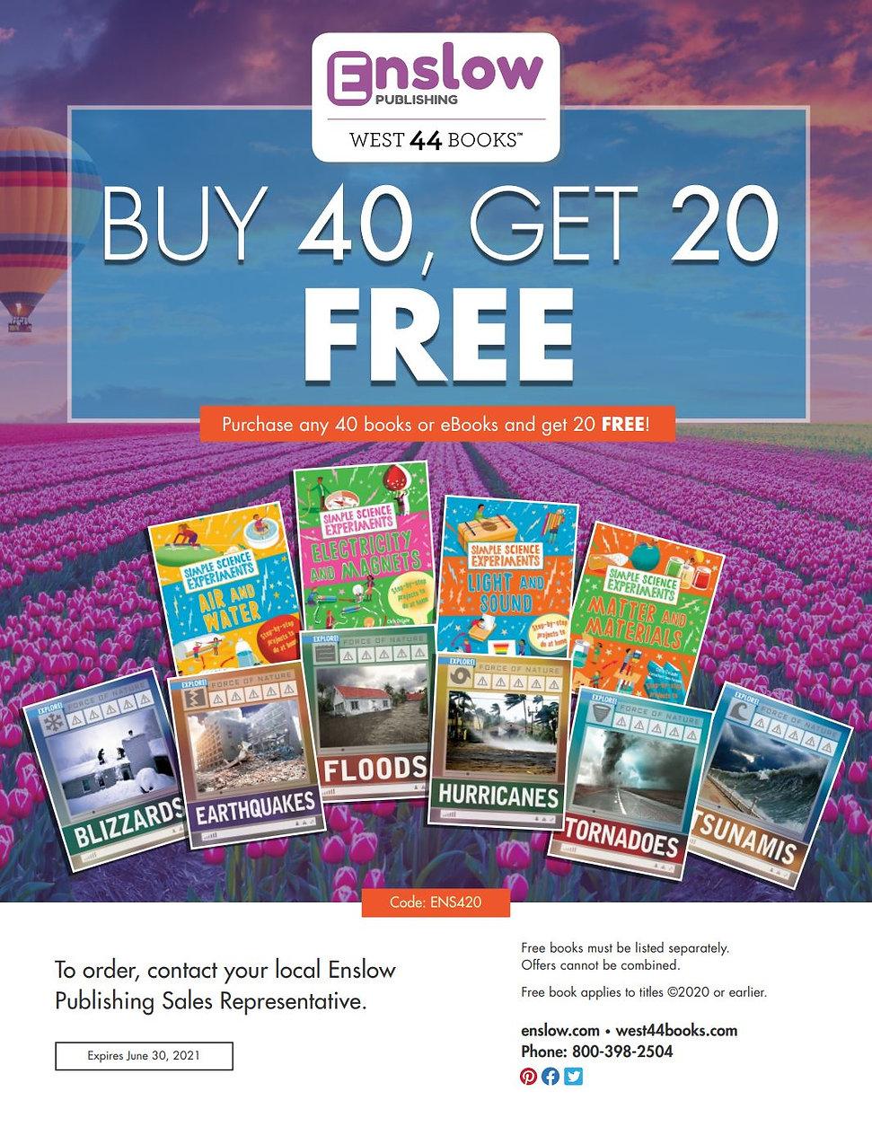 Enslow Buy 40 Get 20 Spring 2021.JPG