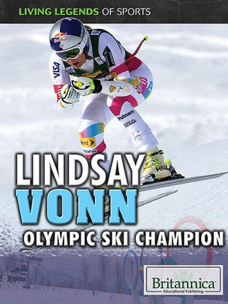 Lindsey Vonn: Olympic ski champion