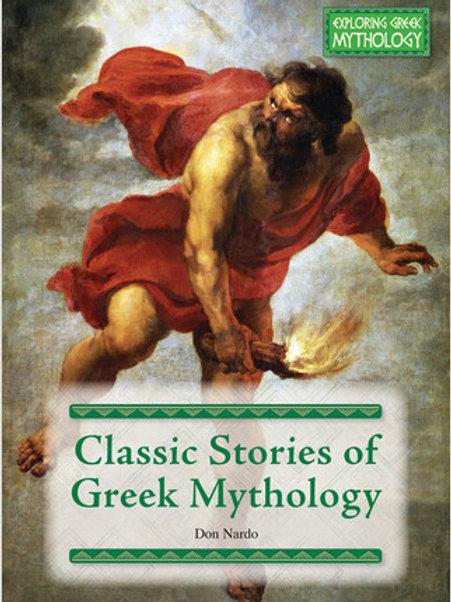 Classic Stories of Greek Mythology