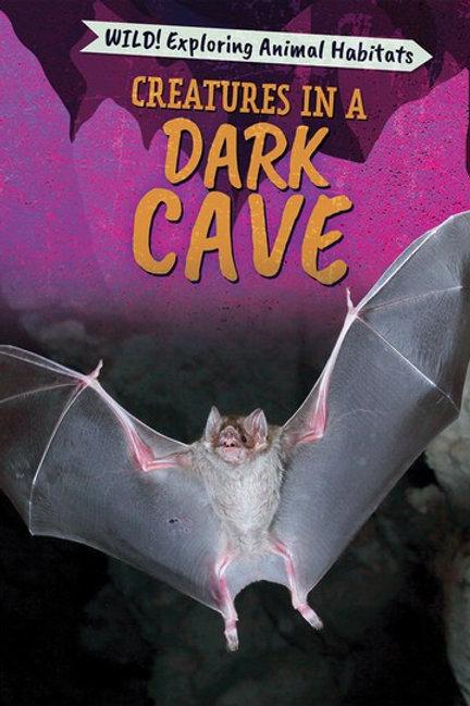 Creatures in a dark cave