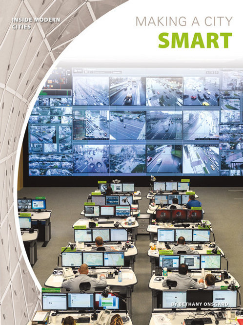 Making a city smart