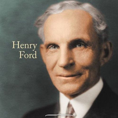 Henry Ford: Assembly Line and Automobile Pioneer