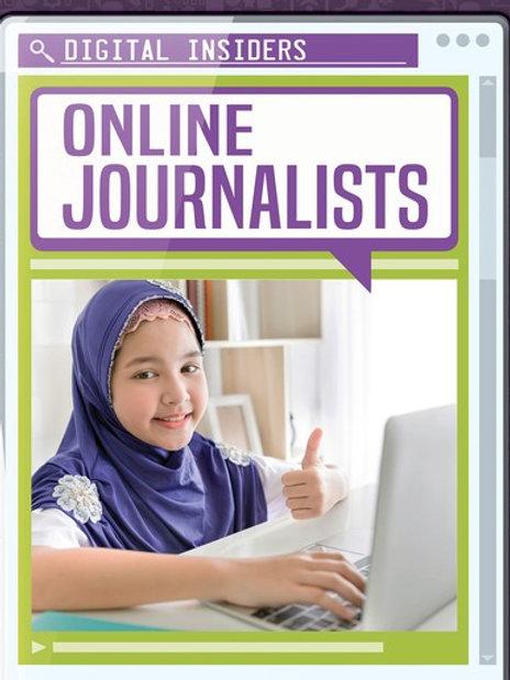 Online journalists
