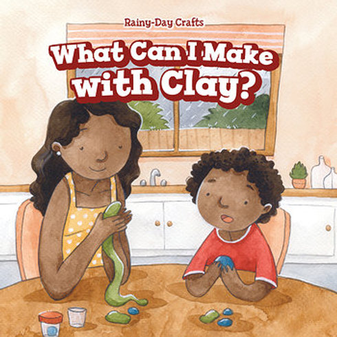 What can I make with Clay?