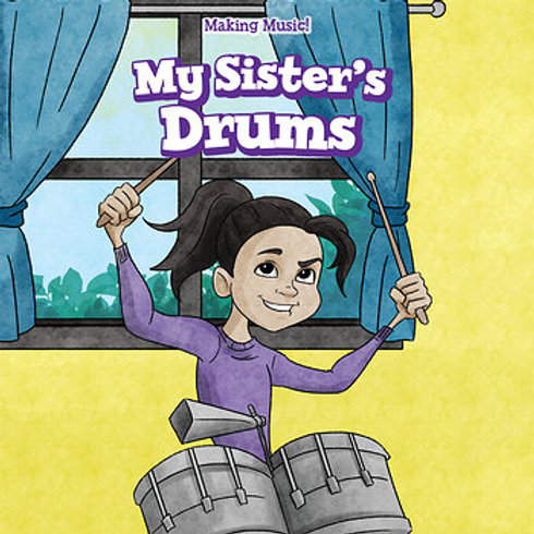 My sister's drums