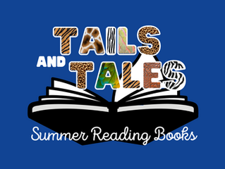 Tails & Tales Summer Reading Books