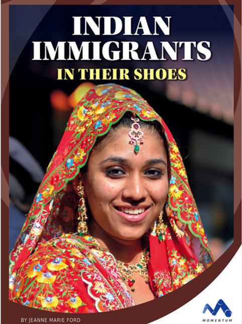 Indian immigrants in their shoes