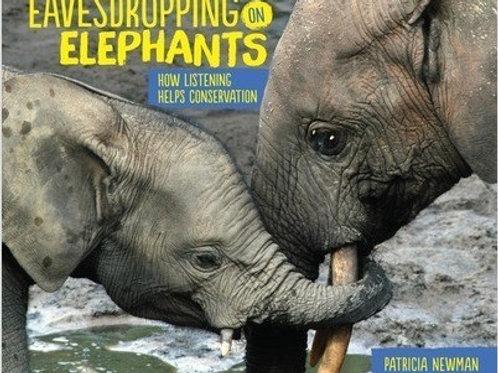 Eavesdropping on elephants