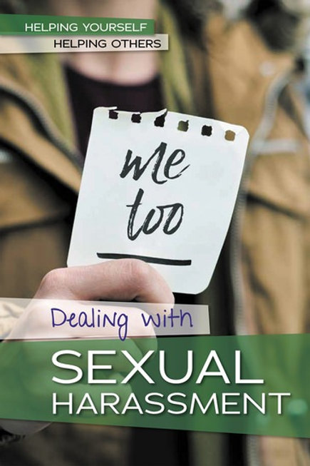 Dealing with secxual harassment