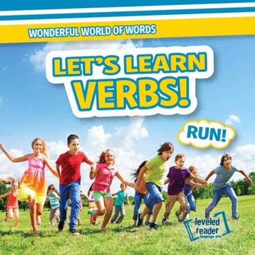 Let's learn verbs!