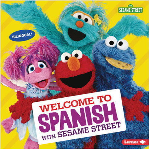Welcome to Spanish with Sesame Street®