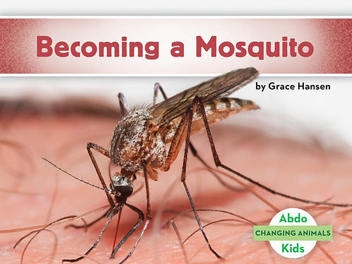 Becoming a mosquito