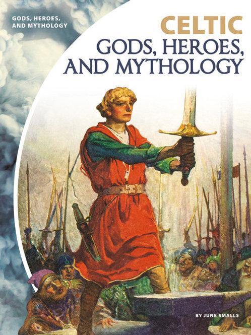 Celtic Gods, Heroes & mythology