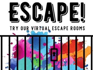 Virtual Escape Rooms for Distance Learning