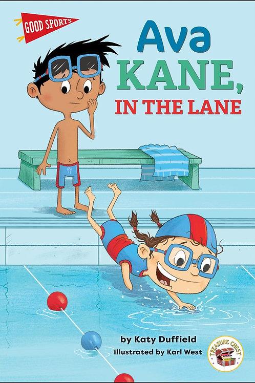 Ava Kane in the Lane