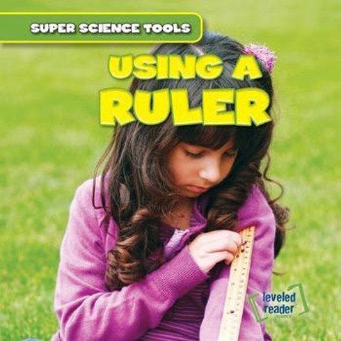 Using a ruler