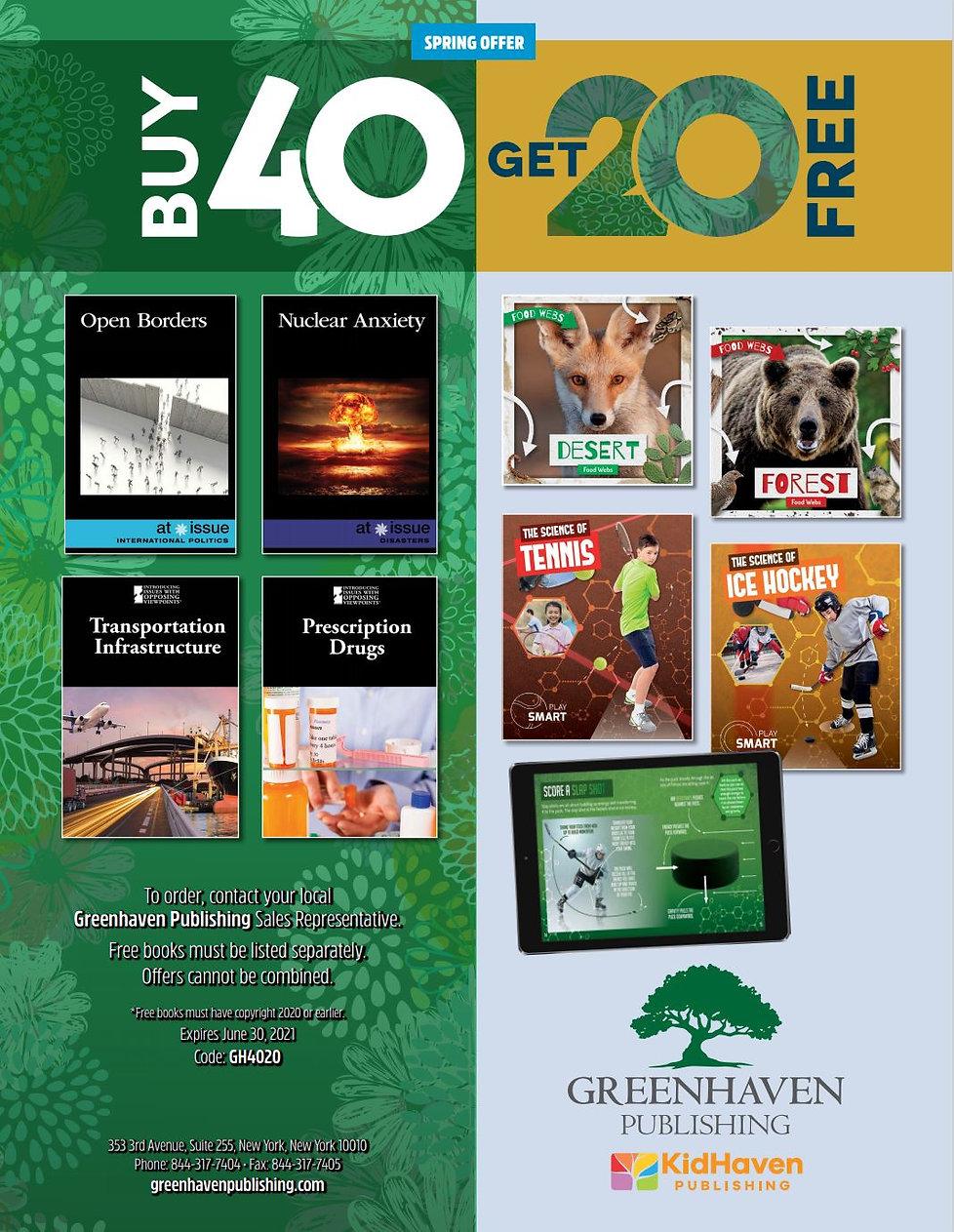 Greenhaven Buy 40 Get 20 Spring 2021.JPG
