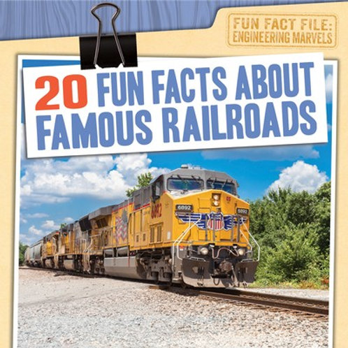 20 fun facts about famous railroads
