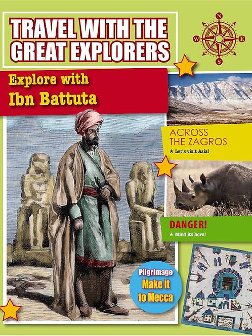 Explore with Ibn Battuta