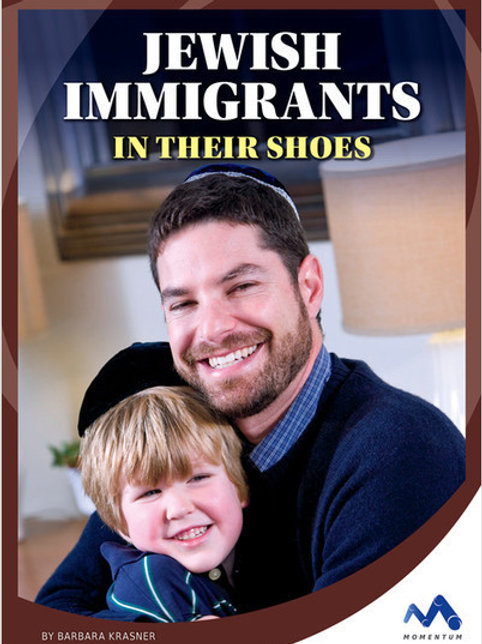 Jewish immigrants in their shoes