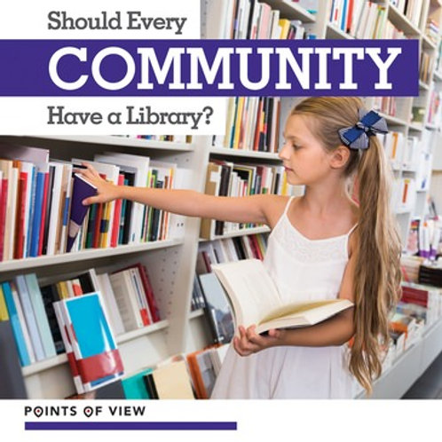 Should Every Community Have a Library?