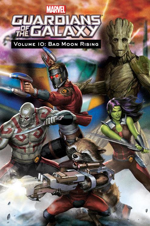 Volume 10: Bad Moon Rising