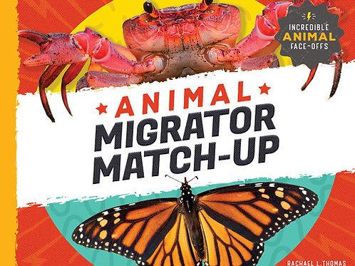 Animal Migrator Match-Up