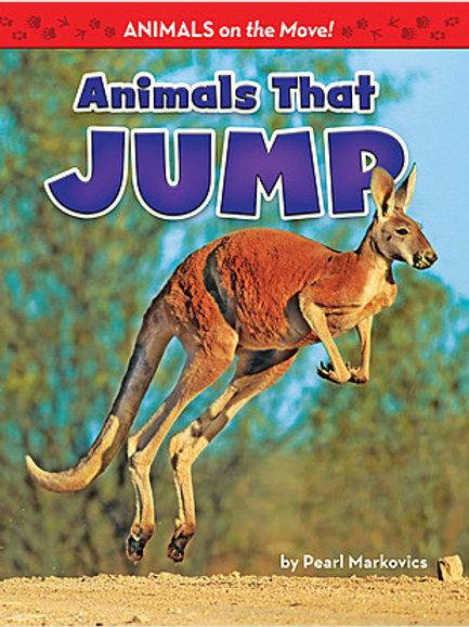 Animals that jump